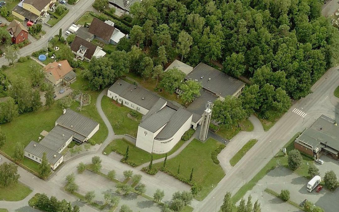 Mikaelikyrkan – Upprustning kulturminnesmärkt kyrka