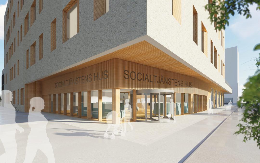 SOCIALTJÄNSTENS HUS @ VÄSTERÅS